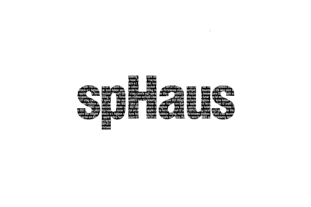 spHaus logo